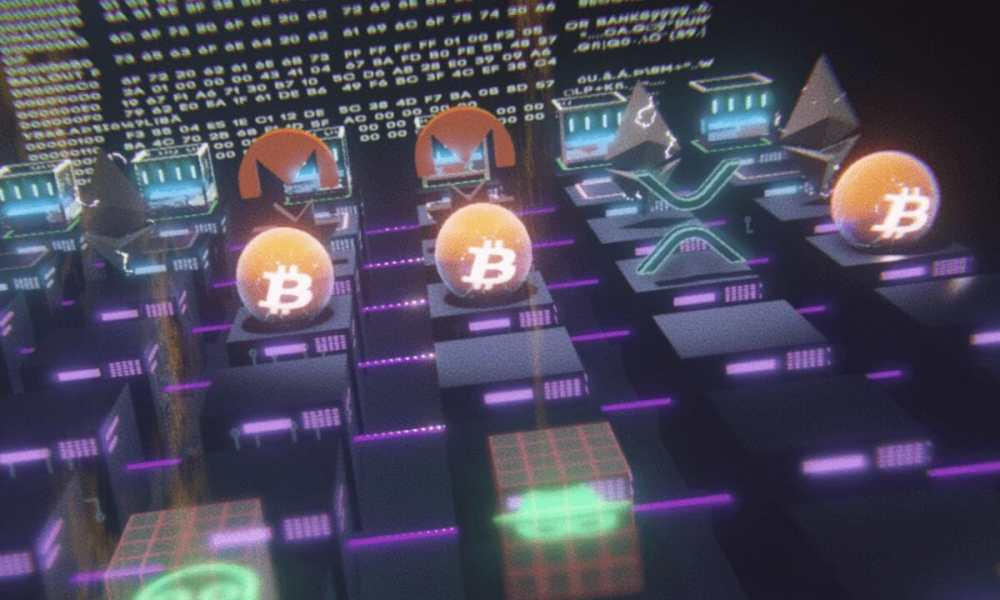 Crypto This Crypto Game Will Level You Up (Or Down) Using Real-Time Prices