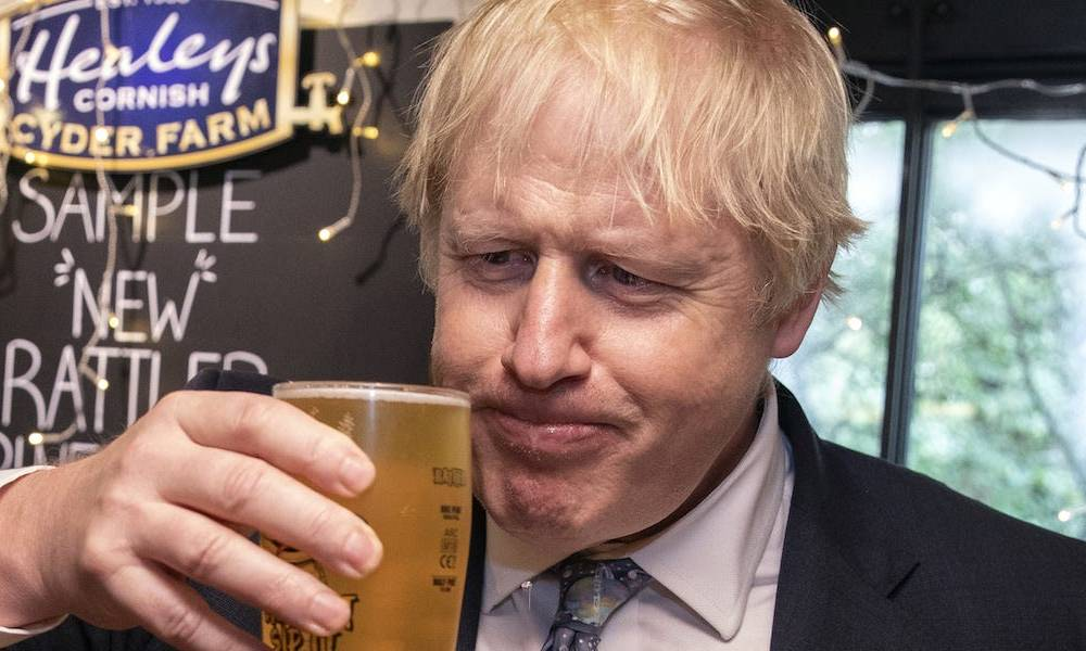 Boris Johnson's Conservatives are heading for a huge victory over Labour, according to the polling model which correctly forecast Theresa May would lose her majority