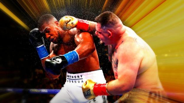 Sport The man who warned of shock Ruiz win – and who he thinks will win this time