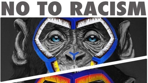 Sport Serie A uses monkeys in anti-racism posters