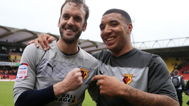 Sport EFL moments of the decade part one: Troy Deeney, Doncaster and drama