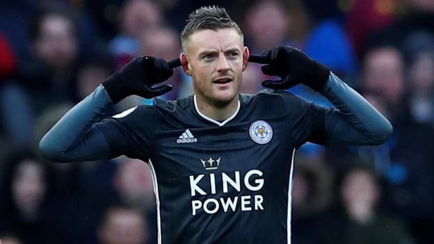 Sport Jamie Vardy: Is Leicester City player the best striker in Europe?