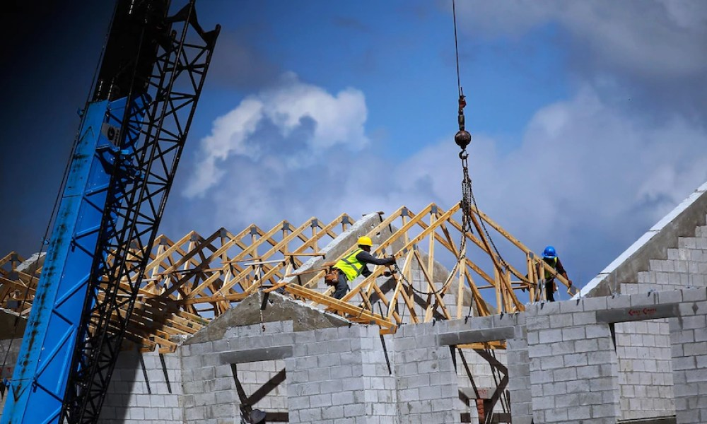 Housing is the 'hottest part' of the US economy as homebuilder confidence hits 20-year high