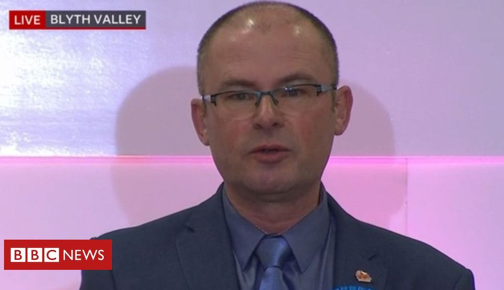 General election 2019: Blyth Valley falls to Conservatives