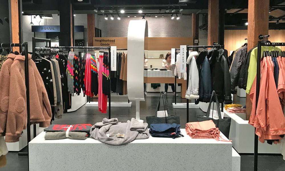 Inside the trendy retailer that wants to create a 'new type of department store' with brands that are hugely popular on Instagram