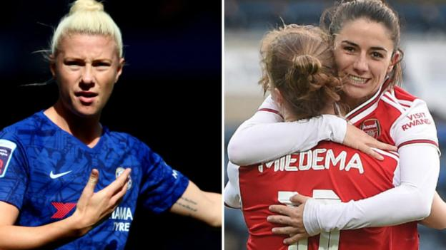 Sport Women's Super League 2019 quiz: Who led the way in the WSL this year?