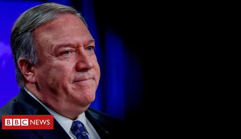 Trump NPR reporter barred from Mike Pompeo trip after tense interview