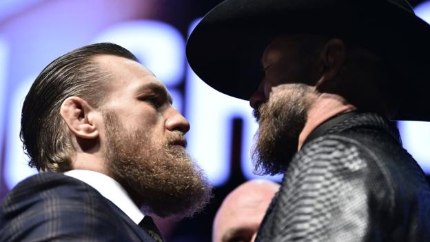 Sport UFC 246: Conor McGregor 'smiling and dancing' at new weight – John Kavanagh