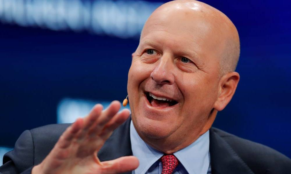 Goldman Sachs just unveiled hundreds of slides laying out the future of the company. Here are the 10 crucial slides that show how it plans to transform into a bank for everyone.