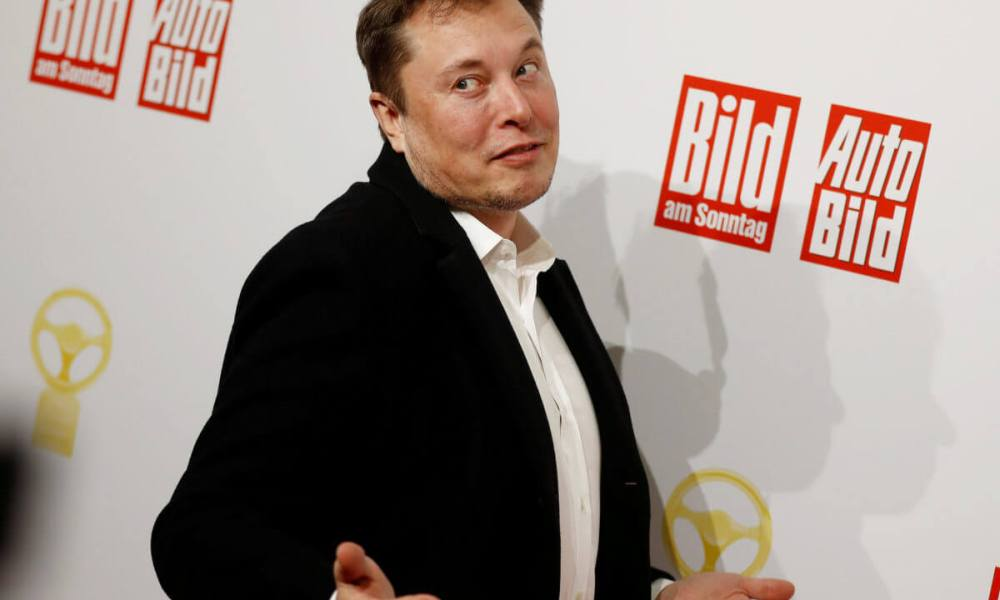 Crypto Elon Musk Likes Shouting 'Bitcoin' While Having Sex