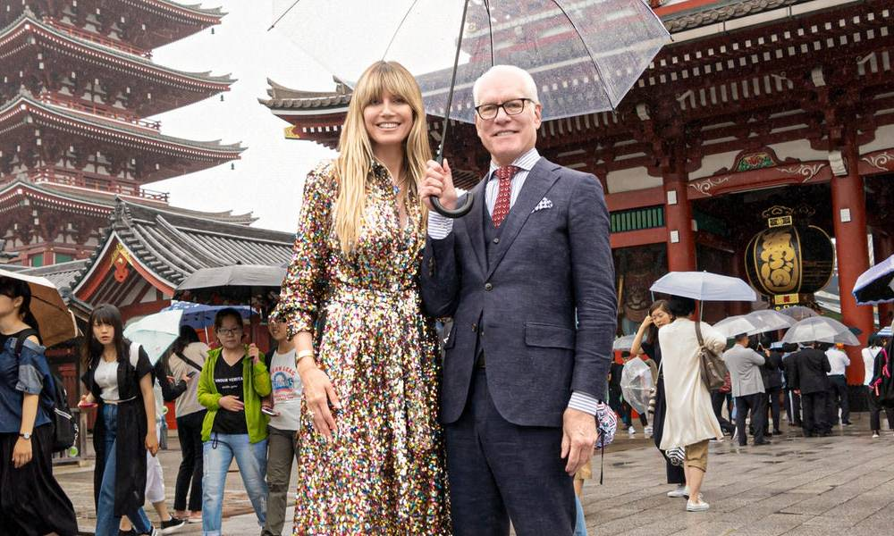 Amazon is launching a new competition show with 'Project Runway' cohosts Heidi Klum and Tim Gunn, and it's just the latest way the online mega-retailer is drawing customers to its fashion platform
