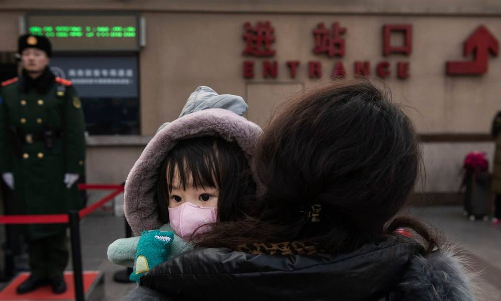 The Wuhan virus sweeping China has now killed 9 people and infected 440