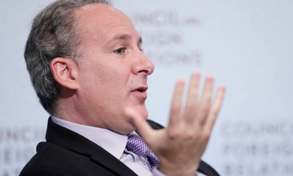 Crypto Peter Schiff's Bitcoin Bashing Is Getting Absurd