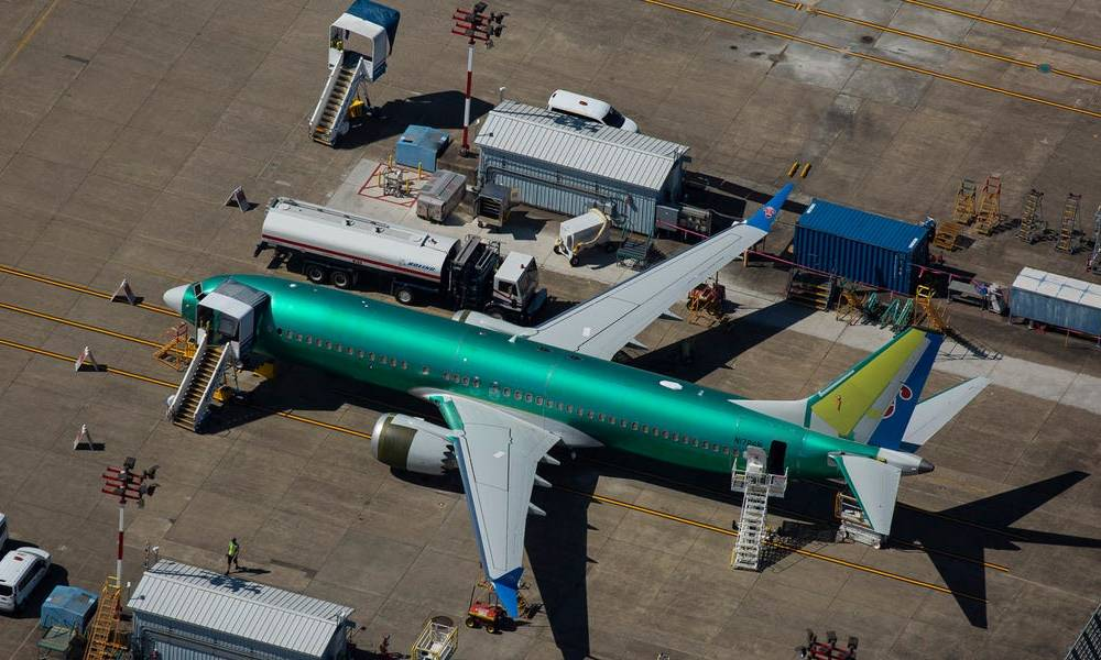 Boeing slides to its lowest level in 13 months after pushing the 737 Max's ungrounding to mid-2020