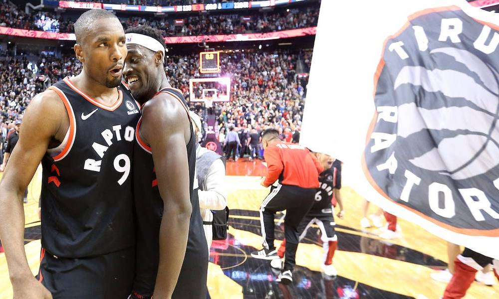 Raptors score 11 points in 100 seconds to complete miracle comeback and extend the longest winning streak in the NBA