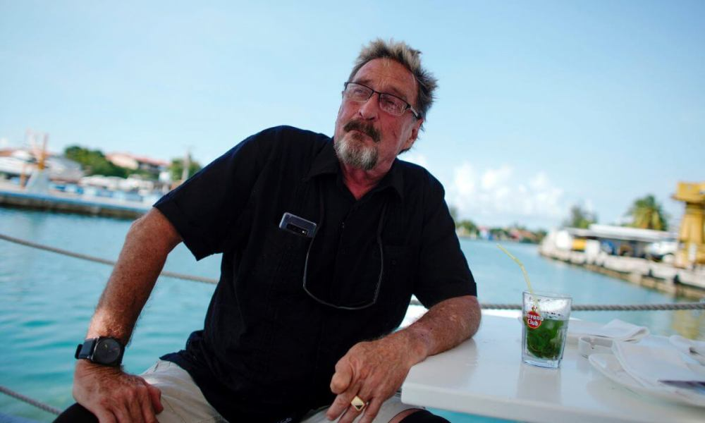 Crypto Bitcoin is the Hotmail of Crypto, and the Real Sh*tcoin: John McAfee