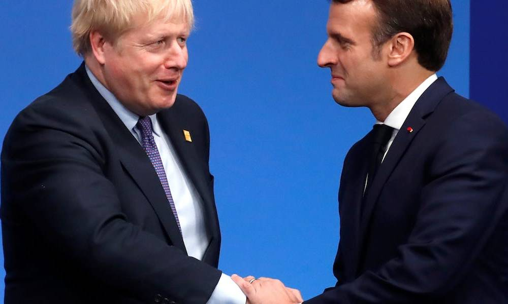 Britain and the EU are going to 'rip each other apart' in Brexit trade talks, a French minister said