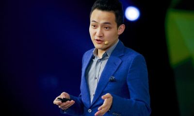 Crypto Tron's Justin Sun Goes to Lunch With Apple Co-Founder, Doesn't Know What 'Partnership' Means