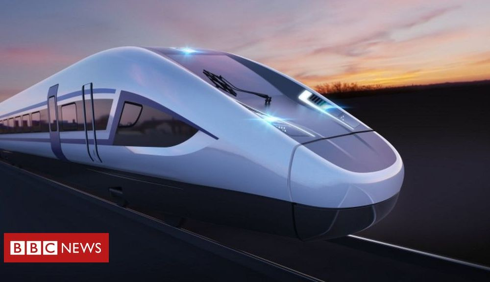 HS2: Chancellor Sajid Javid 'backs project' ahead of crucial meeting