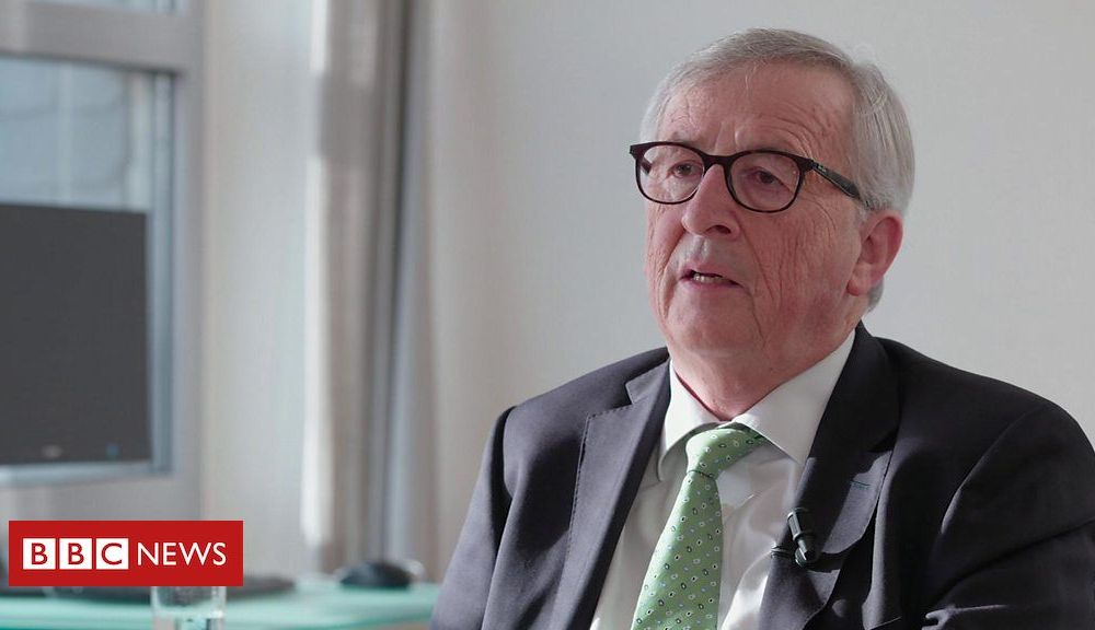 Juncker: Boris Johnson is 'a tough guy' but I like him