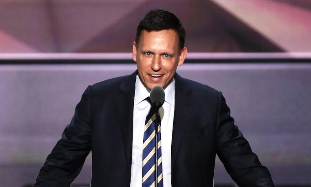 Early Facebook investor Peter Thiel cashes in 80% of his remaining stock in the social media giant (FB)