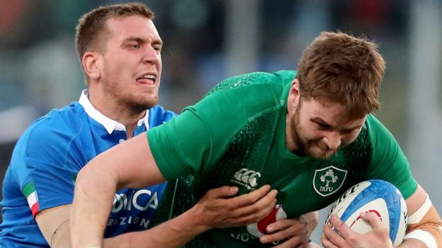 Sport Ireland v Italy Six Nations games off
