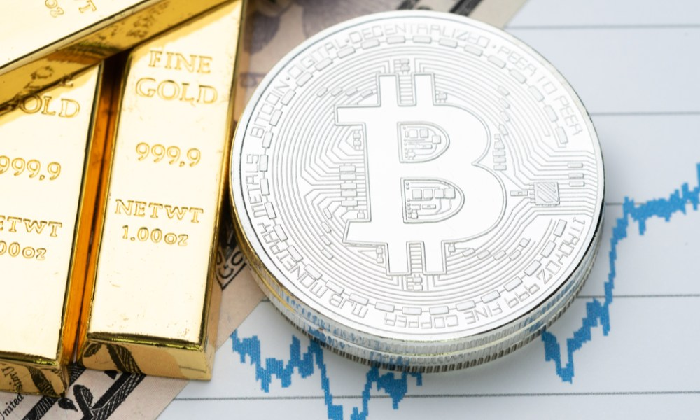 Crypto Gold Is Destroying Bitcoin in the Battle of the Safe Havens