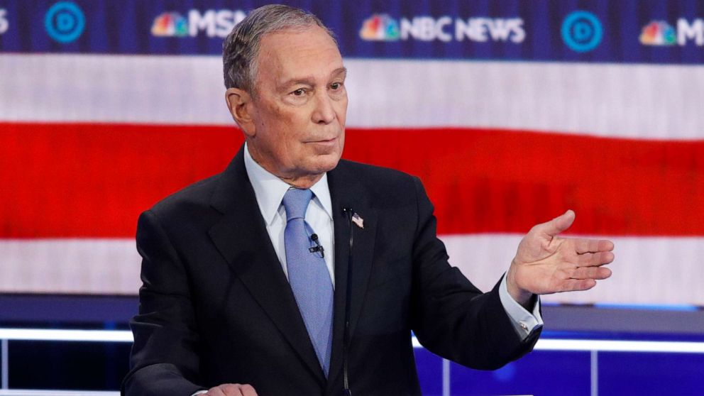 Bloomberg says women involved in 3 non-disclosure agreements can ask to be released
