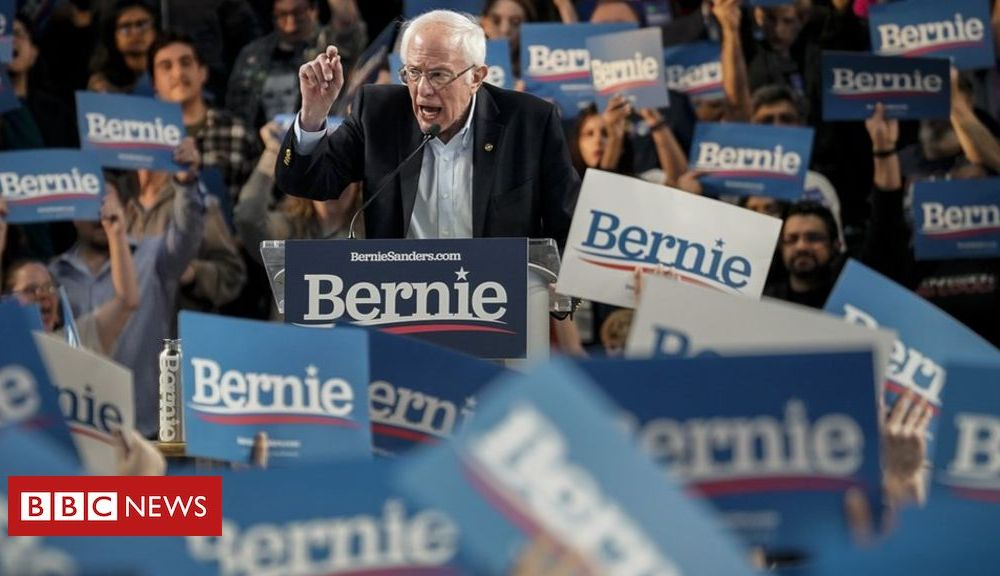Trump Bernie Sanders: 17 things the Democratic front-runner believes