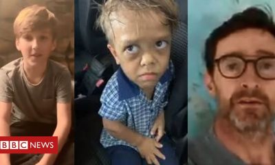 Trump Quaden Bayles: Australian boy in bullying video receives global support