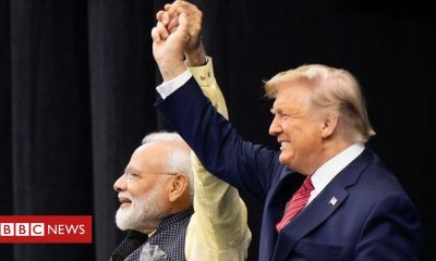Trump How Donald Trump got his wall – in India