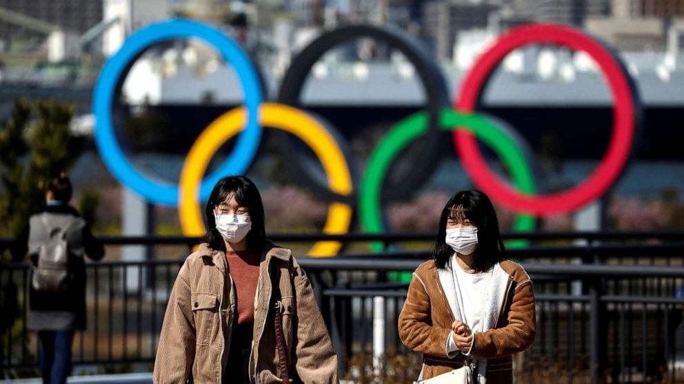 No plans to cancel Tokyo Olympics amid coronavirus outbreak, organizers say