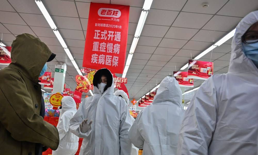 Hubei is reportedly sweeping the province for undetected coronavirus cases by tracking and investigating purchases of fever and cough medicine