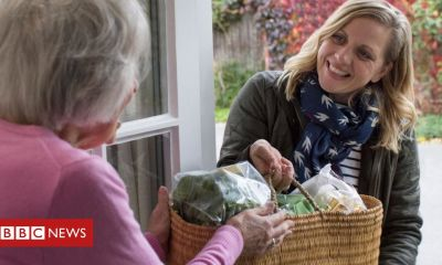 Coronavirus: Wales can 'rise to challenge' for over-70s