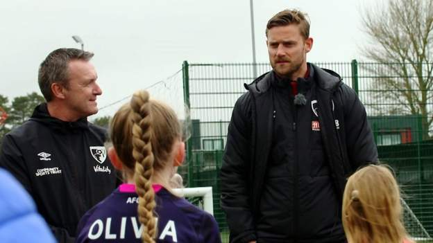 Sport Bournemouth: How Cherries inspire children in the community to play football