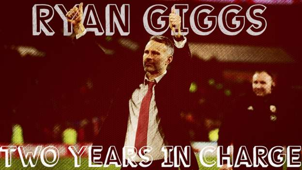 Sport Ryan Giggs' first game as Wales boss two years on
