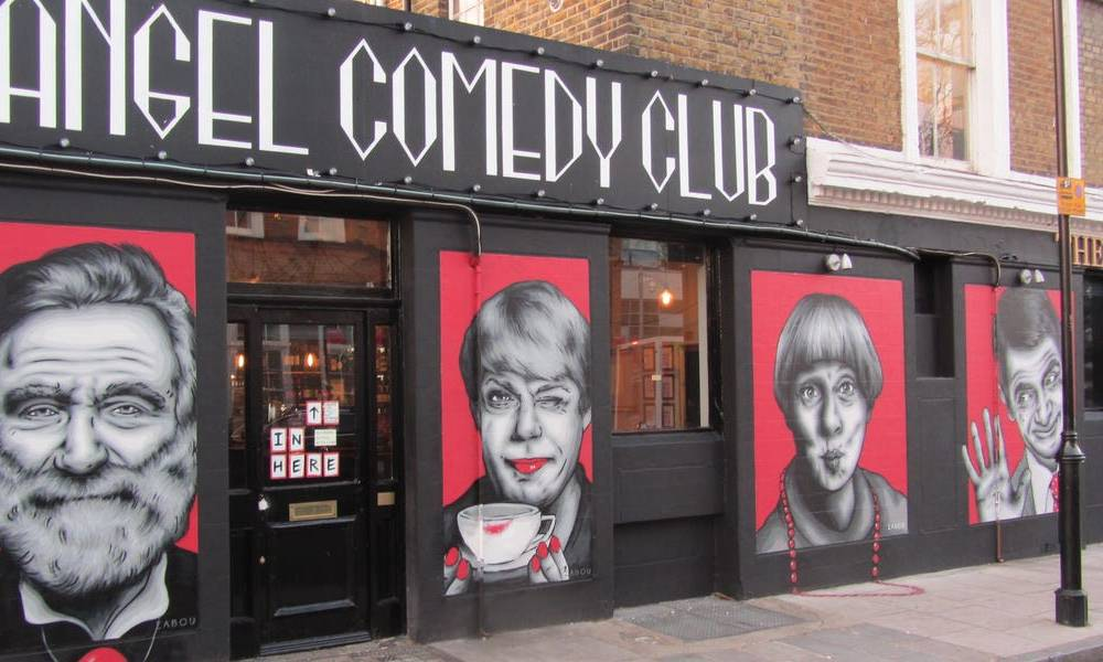 Livestreaming is keeping comedy clubs alive during the coronavirus lockdown