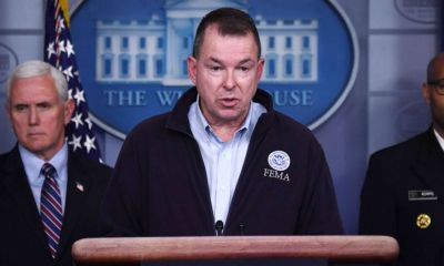 FEMA Chief prepared for COVID-19 challenge, former colleagues say