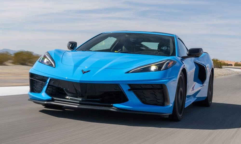 General Motors stops taking orders for the mid-engine 2020 Chevrolet Corvette