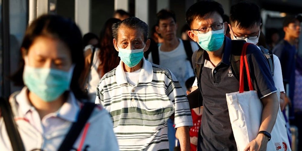 Singapore's second wave of cases is a glimpse at what the US may be in for