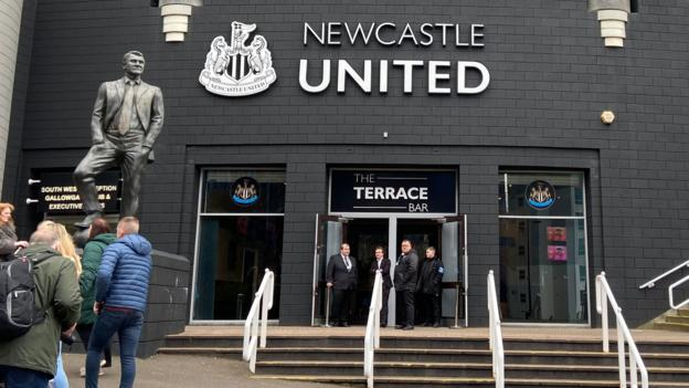Sport Premier League 'risks becoming a patsy' – Amnesty warning over Saudi Newcastle takeover