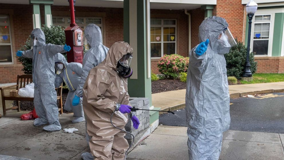 Advocates demand stronger federal action as nursing homes engulfed by pandemic