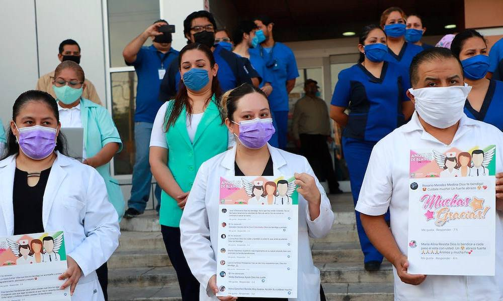 3 nurses who were sisters have been strangled to death in Mexico as the country's health care workers face rising abuse linked to the coronavirus