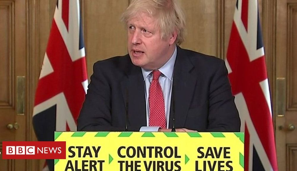 Coronavirus: Boris Johnson deflects questions to scientists about Dominic Cummings