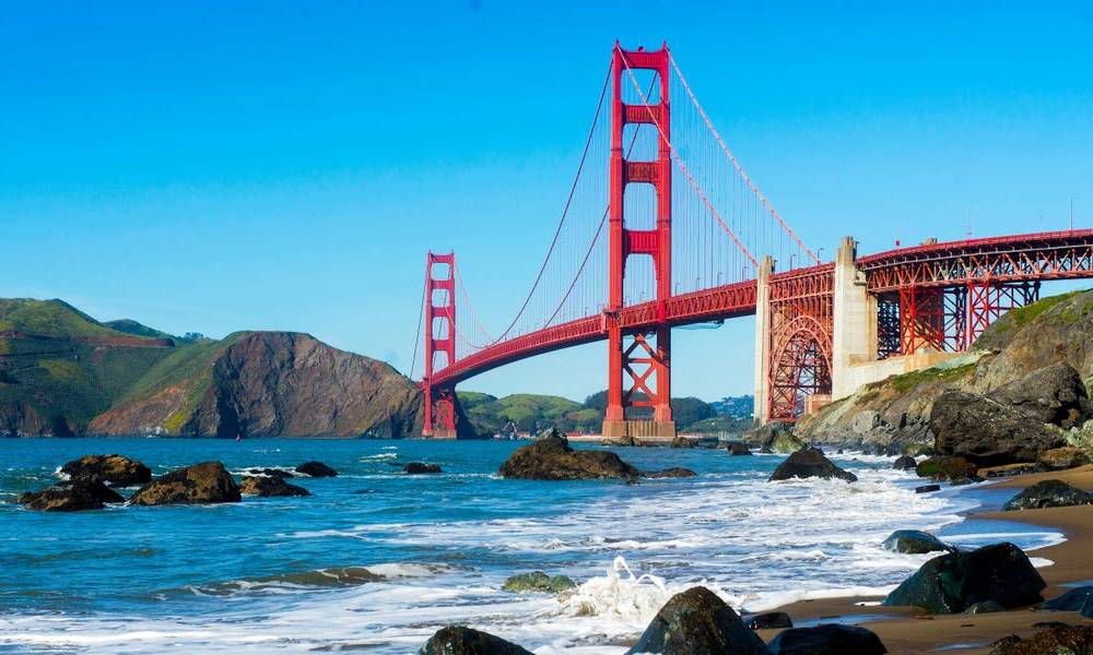 Hear the Golden Gate Bridge emit loud, ghostly howls in the wind after a new structural improvement