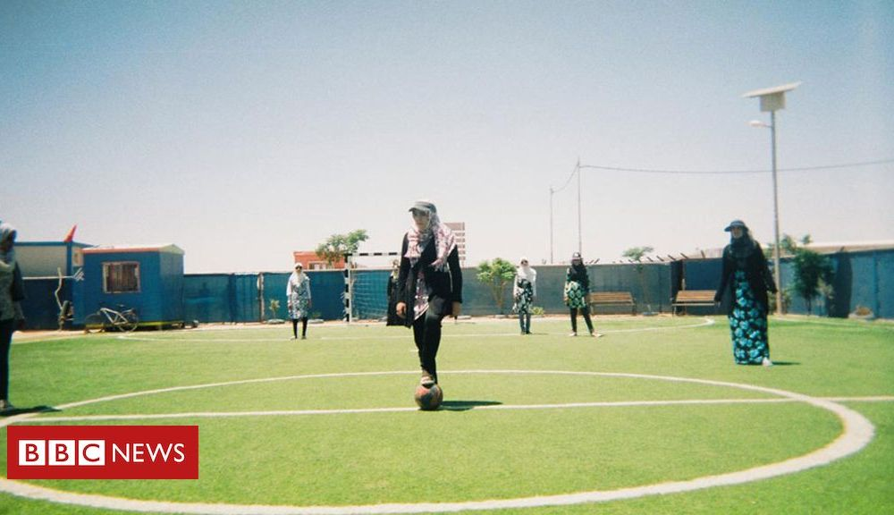 Sport How football can help displaced people 'heal, develop and grow'