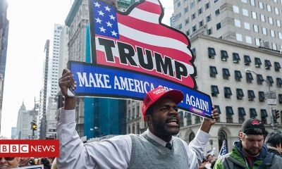 Trump George Floyd: What has Trump done for black jobs, poverty and crime?