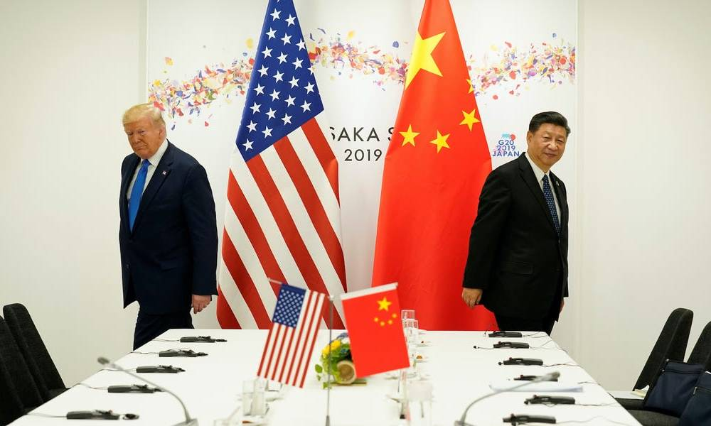 Chinese officials want Trump to win reelection because he is 'destroying US alliances' and won't unite to fight Beijing