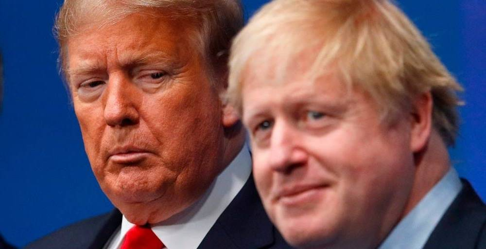 The Trump administration has called Huawei a 'parasite' and warned Boris Johnson not to let it attach to the UK