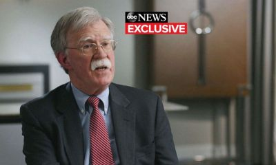 Bolton says he hopes Trump is 1-term president, warns US imperiled by his reelection